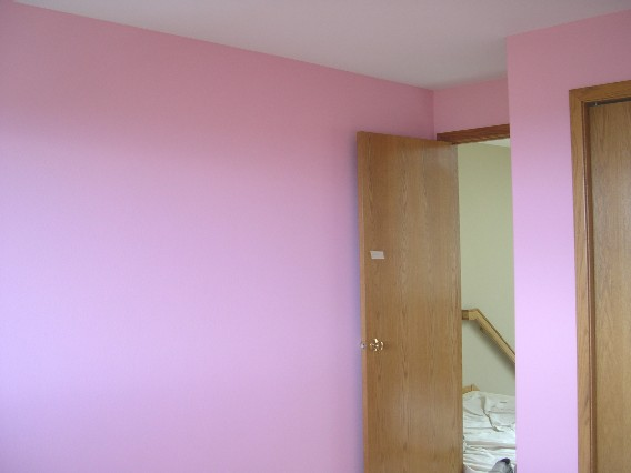 Kid room home painting