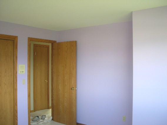 Bellevue house painting colors