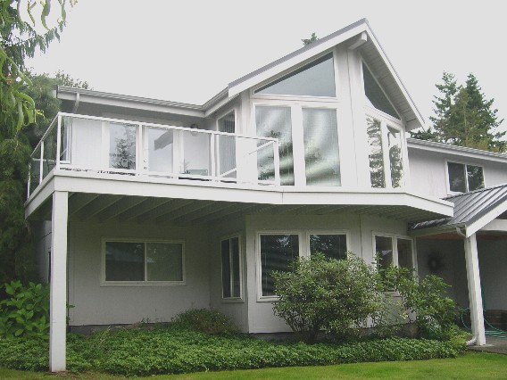 Mukilteo Residential house painting