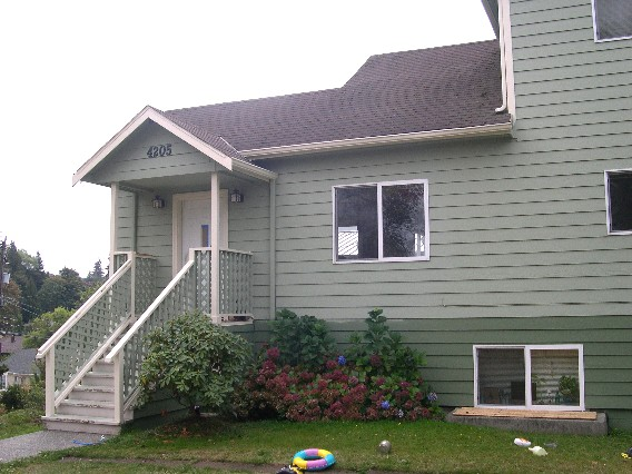 Rainier Ave house