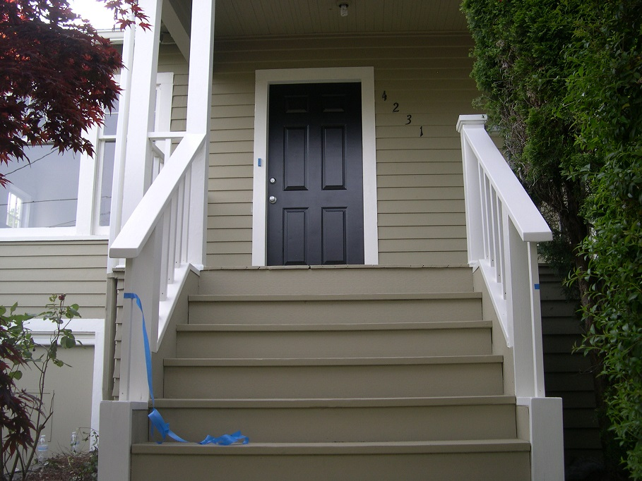 Seattle interior & exterior home painting