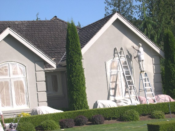 Seattle house painting