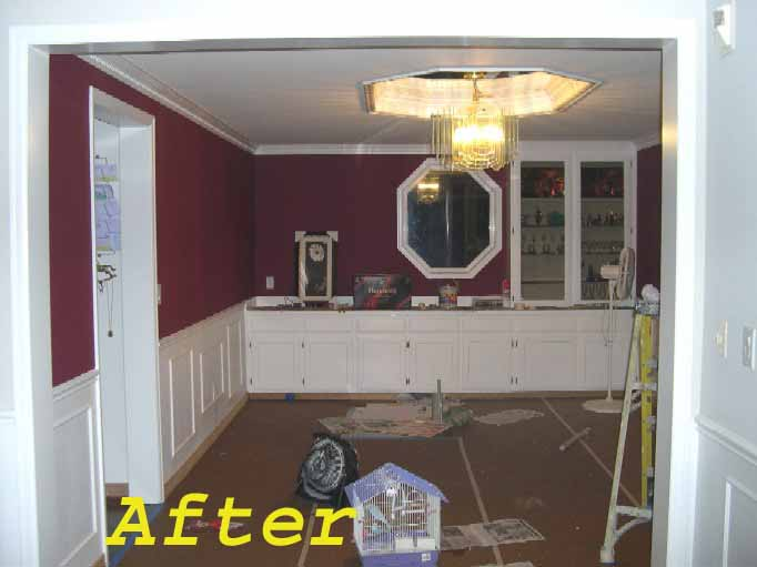 house interior paint