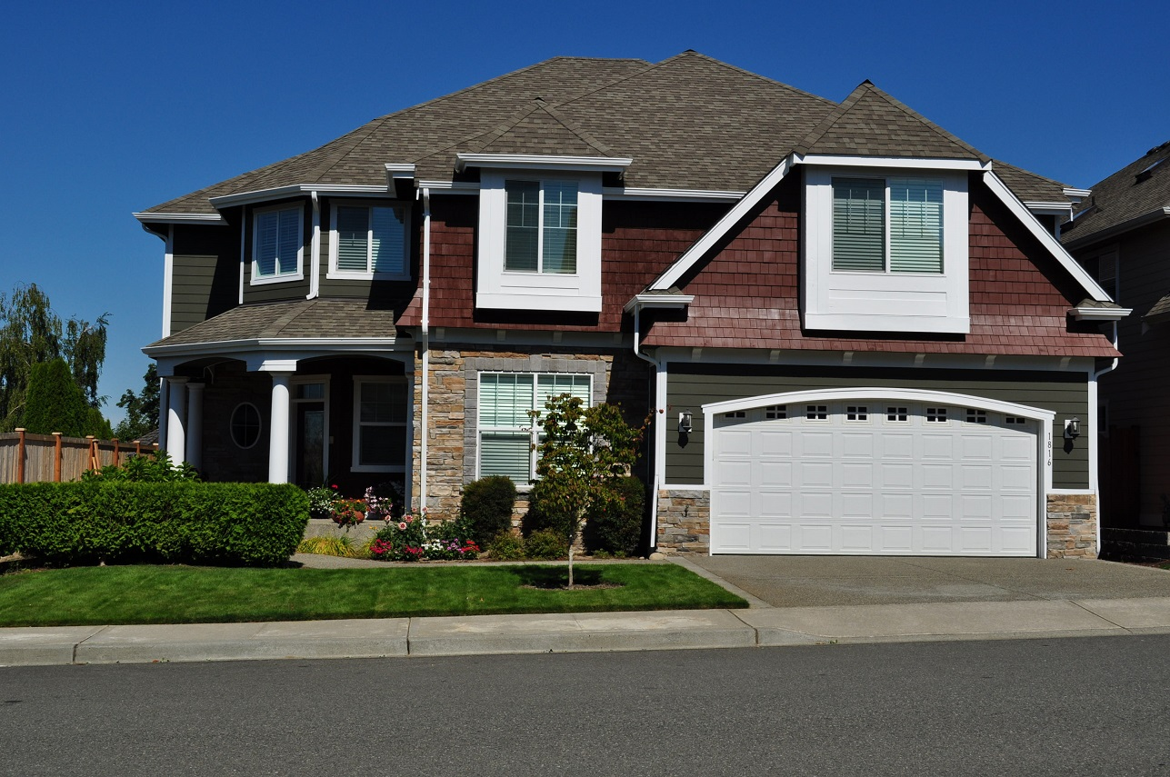 Renton exterior home painting